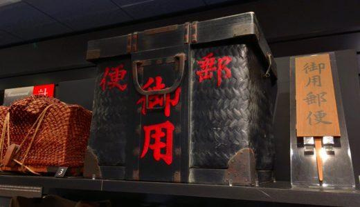 【星屑】郵便の歴史 郵政博物館